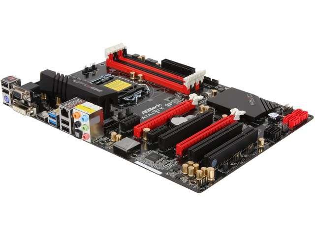 ASRock Fatal1ty B85 Killer ATX Intel Motherboard