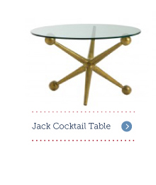 Jack Cocktail Table