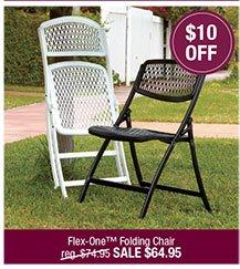 Flex-One™ Folding Chair