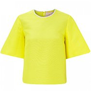 ROKSANDA ILINCIC - Tillot cotton and silk blend top