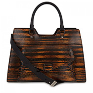 PROENZA SCHOULER - PS13 watersnake tote