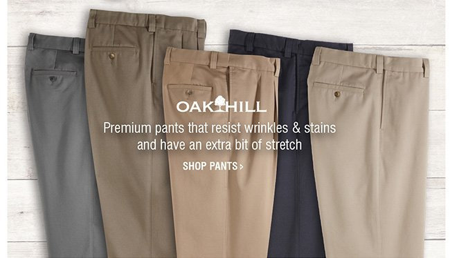 SHOP OAK HILL PANTS