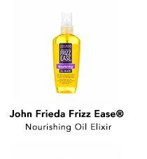 John Frieda Frizz Ease Nourishing Elixer