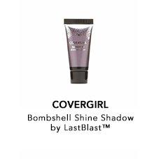 Covergirl Bombshell Shine Shadow by LashBlast