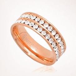 Rose Gold Jewelry by Steeltime