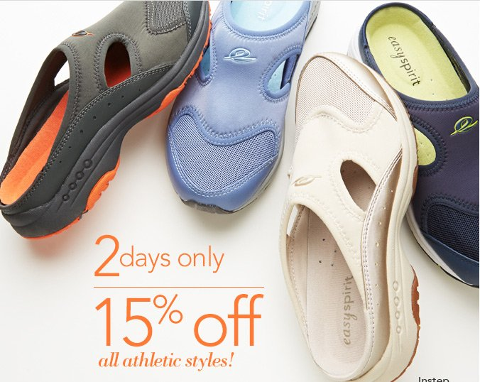 Click here to shop athletic styles