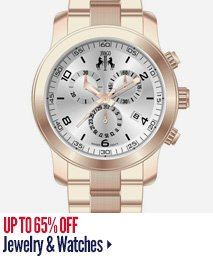 Up to 65% off Jewelry & Watches