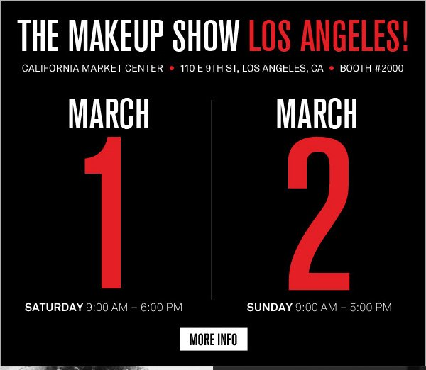 The Makeup Show Los Angeles