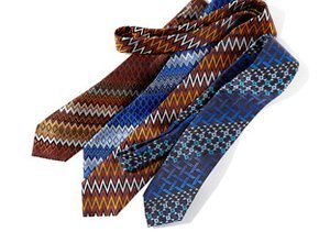Tie One On: Missoni & More