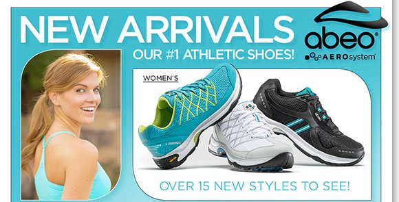 Shop ABEO New Arrivals - Our #1 Athletic Shoes. Just in, over 15 New Styles. Experience the future of footwear. Plus, find great styles from UGG® Australia, Raffini, ABEO, Dansko and more of your favorite brands! Shop now to find the best selection online and in stores at The Walking Company.