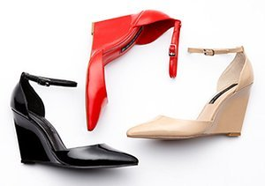 Catwalk the Cold: Transitional Shoes