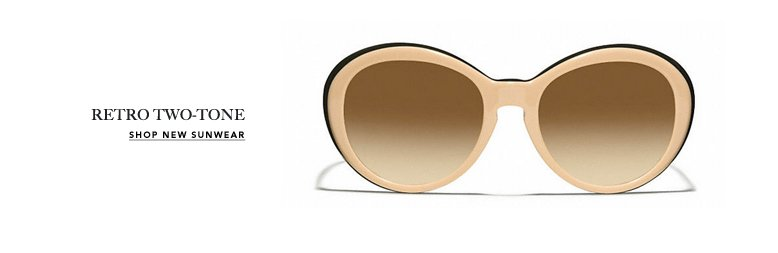 RETRO TWO-TONE - SHOP NEW SUNWEAR
