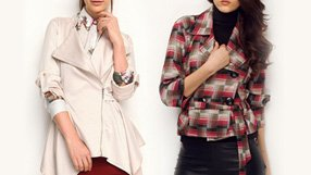 Chic Spring Outerwear
