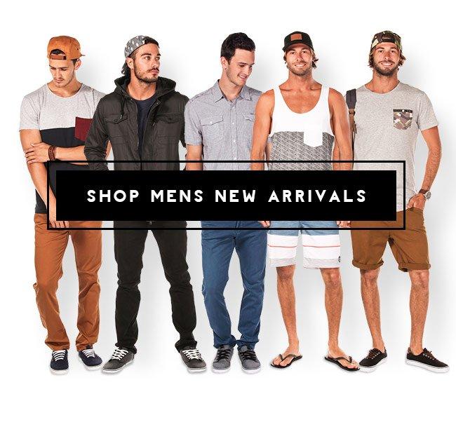 Shop Mens New Fresh