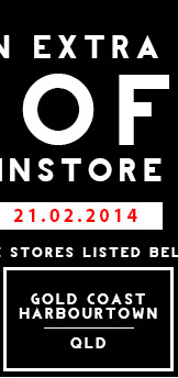 Shop 20% Off Gold Coast Harbourtown QLD
