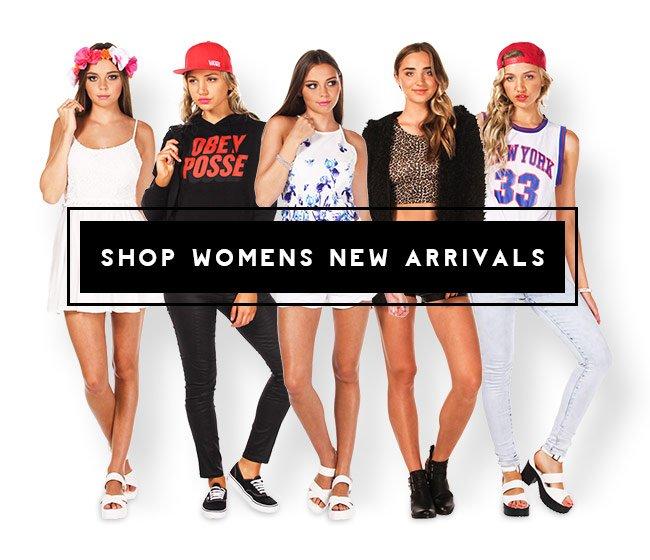 Shop Womens New Fresh