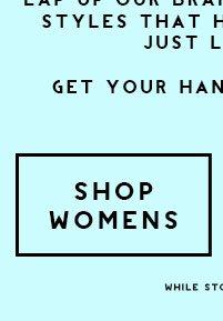 Shop Womens Get Fresh