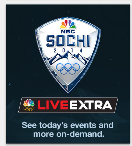 NBC: Sochi 2014