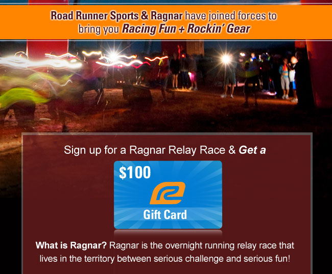 Road Runner Sports & Ragnar have joined forces