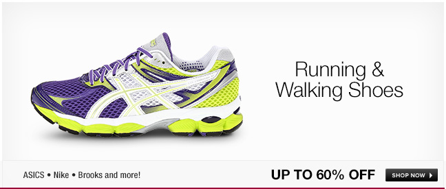 Running and Walking Shoes