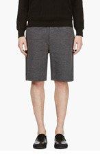 RAG & BONE Grey Lounge Shorts for men