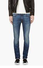 ACNE STUDIOS Blue Skinny Jeans for men