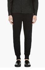 3.1 PHILLIP LIM BLACK classic Lounge PANTS for men
