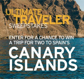 Enter For a Chance to Win a Trip >