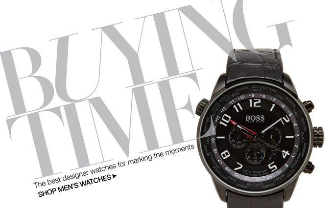 Shop Watches - Men.