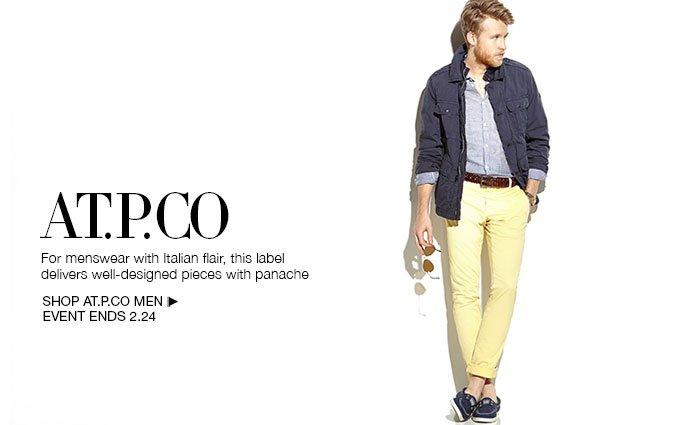 Shop AT.P.CO - Men.