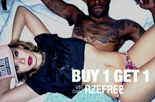 Rise & Grind: Buy 1 Get 1 Free