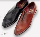 Calf Leather Shoes $349