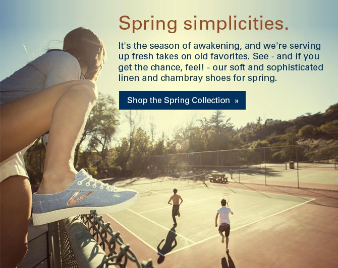Shop the Spring Collection