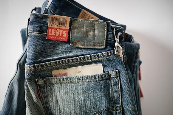 LEVI's® Vintage Clothing S/S14 Denim New Arrivals
