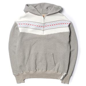 Human Made Half Zip Hoodie