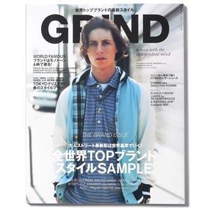 GRIND Magazine 2014 March Vol.40