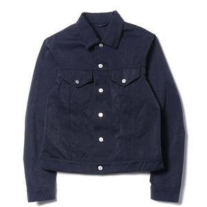 Ten c Jeans Jacket Navy/Black