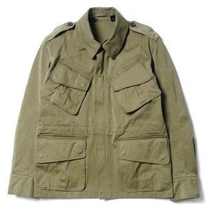 Ten c Parachute Jacket - 2 Olive
