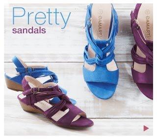Shop Pretty sandals
