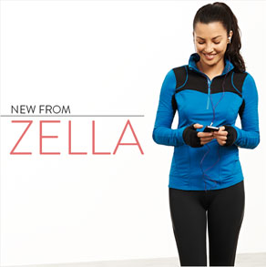 NEW FROM ZELLA