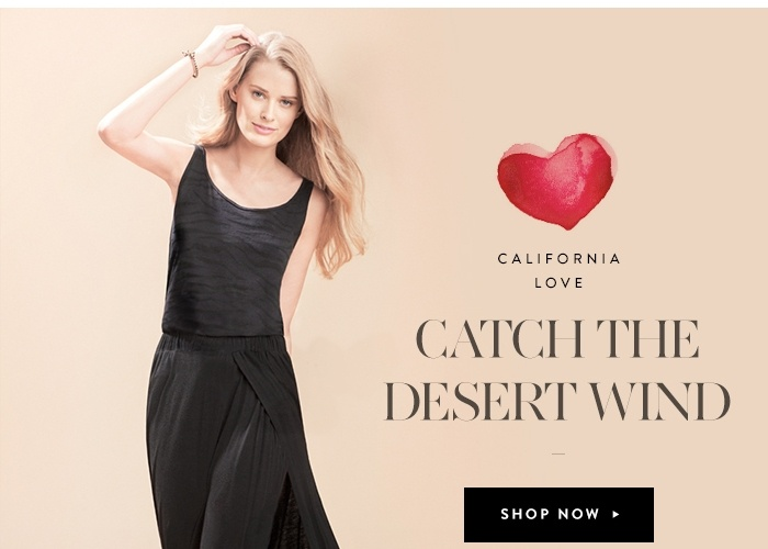 Catch The Desert Wind - Shop Now