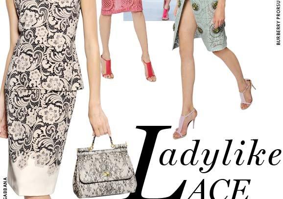 Ladylike Lace
