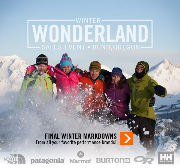 Final Winter Markdowns