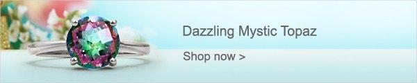 Dazzling Mystic Topaz