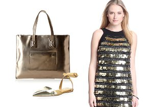 Designer Spring Preview: Metallics