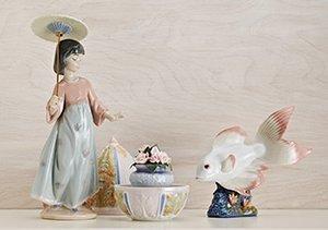 Porcelain Elegance: Lladró