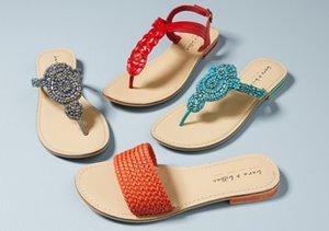 Warm Weather Essentials: Sandals