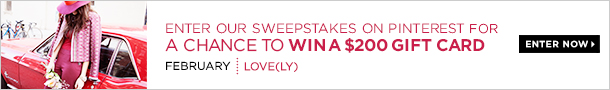 Repin to Win: Enter Now