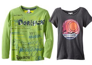Tops That Pop: Tees for Kids