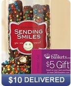 Sending Smiles Pretzel Present Shop Now